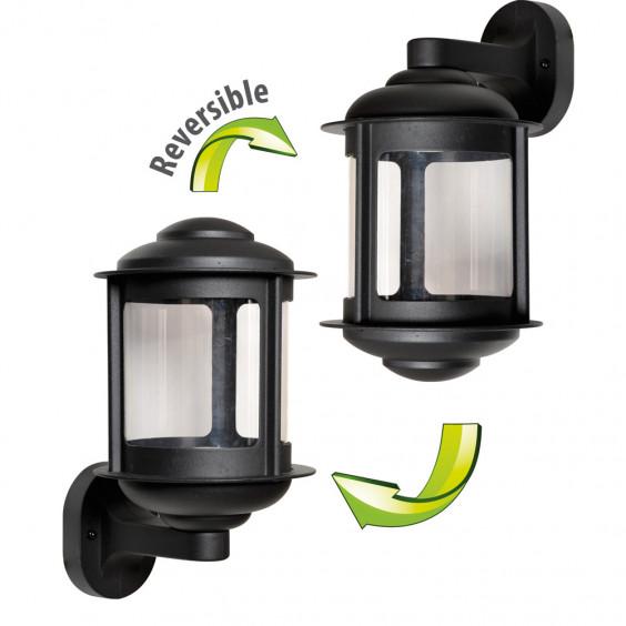 Applique réversible E27 34cm + ampoule offerte