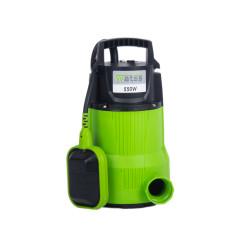 Pompe submersible eaux claires 550W