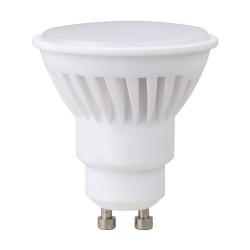 Ampoule LED GU10 9W blanc chaud