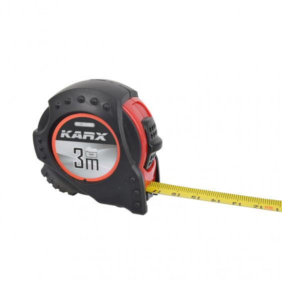 Mètre Ruban 3m x 16mm Boîtier bi-matière KARX