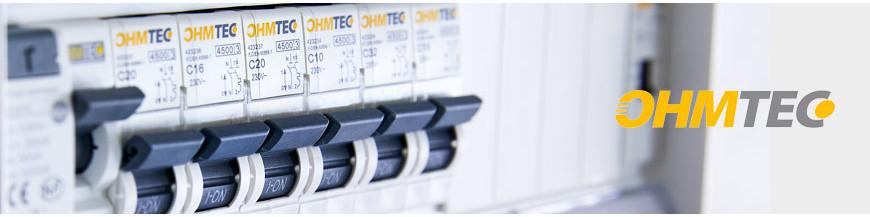 Installation d'un tableau électrique de pro avec OHMTEC